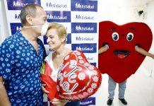 Mujer donó riñón para salvar vida de su esposo