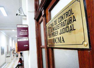 Oficina de Control de la Magistratura