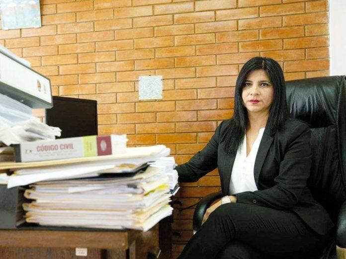 Procuradora Silvana Carrión