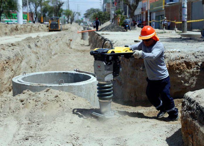 Proyectos de agua y desagüe