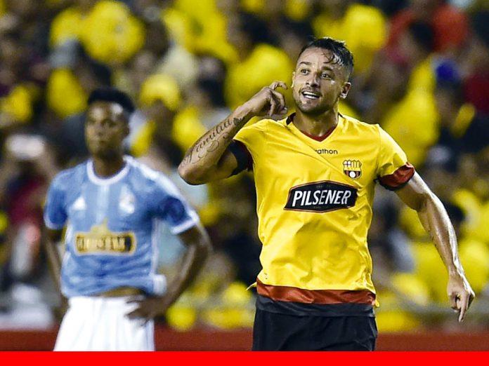 Sporting Cristal y Barcelona de Guayaquil
