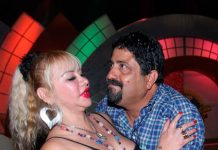 Susy Díaz y Mero Loco