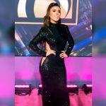 Yahaira Plasencia brilló en la alfombra roja de los Premios Lo Nuestro 2020