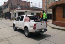 operativos ejecutados por efectivos de la División Policial (Divipol) de Chimbote