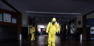 Desinfectarán comisarías para contrarrestar coronavirus