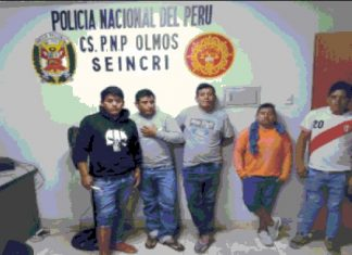 Detenidos por bloquear vías y agreden a policías