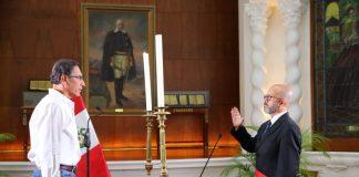 Víctor Marcial Zamora Mesía, nuevo Ministro de Salud