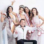 Diego Alcalde organizador del Miss Teen Universe Perú