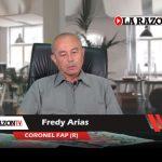 Entrevista a Coronel FAP (r) Fredy Arias