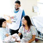 Escolares hospitalizados