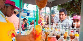 Feria Artesanal de Helados y Raspadillas