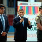 Más de 30,000 policías resguardarán inicio del año escolar 2020
