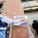 Municipalidad de Lima clausuró inmuebles inhabitables