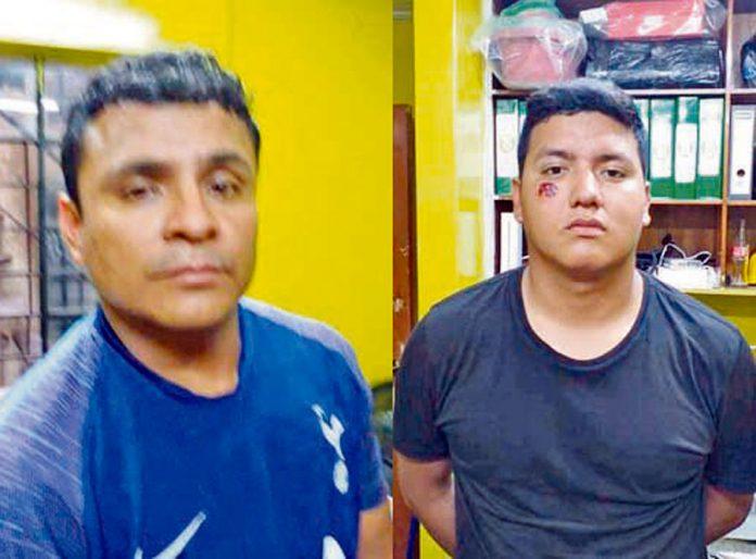 Policías caen 6 kilos de cocaína