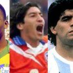 leyendas del futbol
