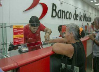 Banco de la Nación, reactiva Perú