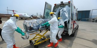 Contagiados con coronavirus crece a 1595 y 61 fallecidos