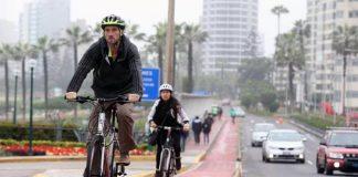 Implementarán carriles exclusivos para fomentar uso de bicicletas