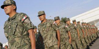 16 mil reservistas se presentaron a llamamiento