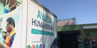 Instalan almacén con recursos para afrontar posibles desastres naturales
