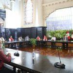 Alcalde Muñoz sostuvo reunión con Presidente Vizcarra y ministros