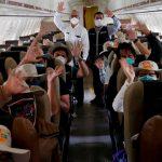 Profesionales de la salud viajan a Loreto para luchar contra COVID-19