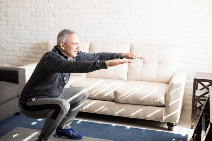 ejercicios en adultos mayores
