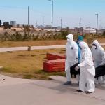 servicios de inhumación y cremación