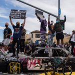 Disturbios en EE.UU.
