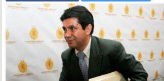Fiscal supremo Tomás Gálvez