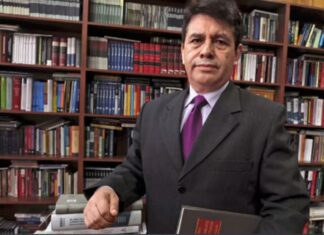 Fiscal supremo Tomás Gálvez Villegas