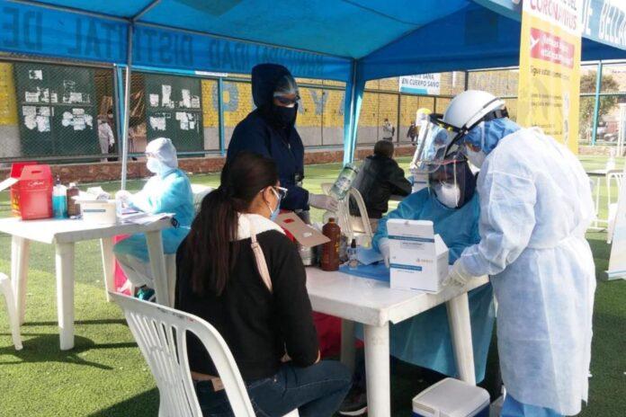 Detectan más de mil positivos a coronavirus en mercados del Callao