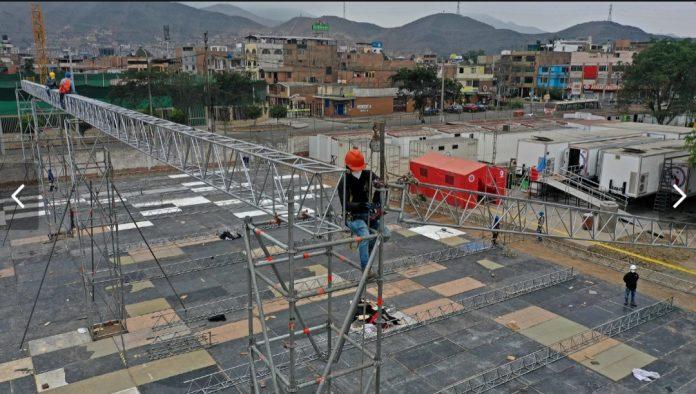 Instalan nuevas camas UCI en Hospital Cayetano Heredia