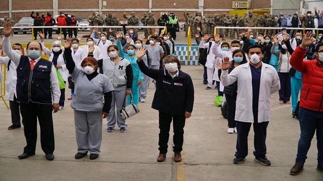 Cinco mil personas de Lima y Callao participarán en estudio sobre coronavirus