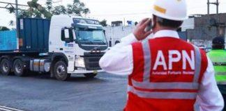 Agilizarán control de camiones en puerto del Callao