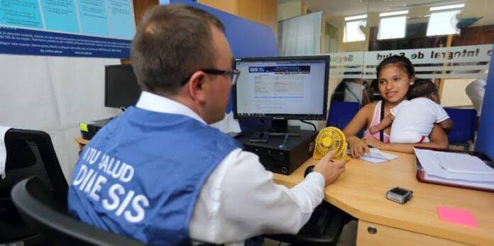 SIS asegura a más de medio millón de peruanos durante pandemia