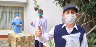 Pacientes graves del Rebagliati recibirán medicinas por delivery