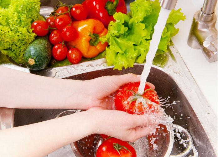 Desinfecta tus alimentos del coronavirus
