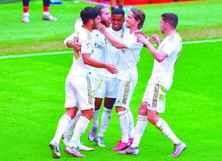 eal Madrid le ganó 1-0 al Athletic de Bilbao