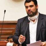 Segundo vicepresidente del Congreso, Guillermo Aliaga