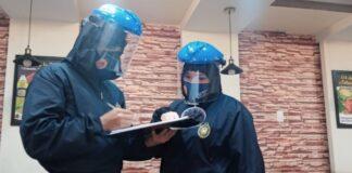 Realizan operativo de prevención en restaurantes