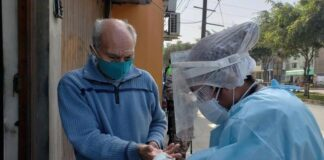 Pobladores de zonas vulnerables de La Molina reciben atención médica