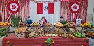 Comerciantes de Mercado Mayorista realizaron exhibición de productos