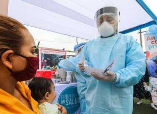Más de 900 mil niños menores de 3 años y 400 mil gestantes recibirán hierro