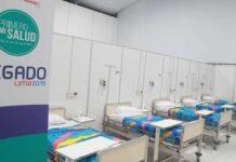 Entregan sexto hospital en Puente Piedra para pacientes COVID-19
