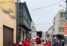 Entregan kits de aseo a venezolanos vulnerables