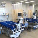 Camas de hospitalización