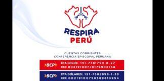 """Gran Telemaratón de """"Respira Perú"""
