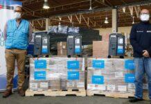 40 compresores de oxígeno serán enviados a comunidades amazónicas