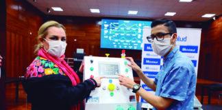 EsSalud y UNI crean ventilador para pacientes covid-19